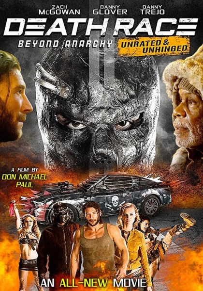 Death Race International Poster