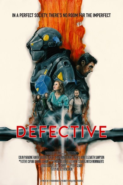 Defective New Movie Poster