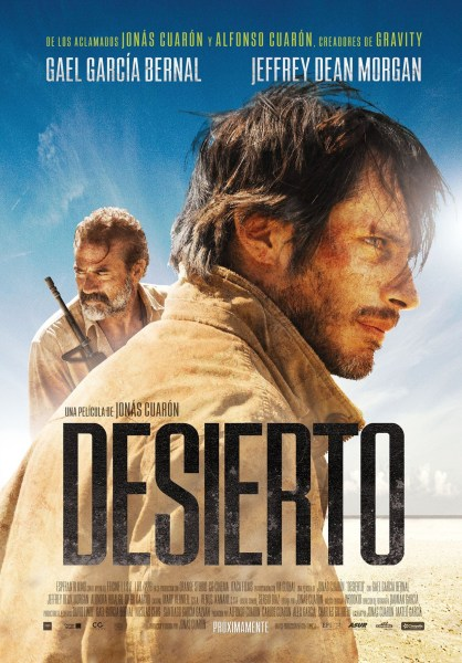 Desierto International Poster