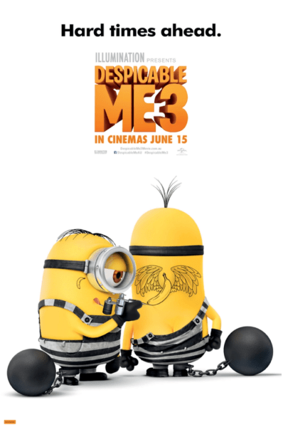 Despicable Me 3 - Minions Inmates