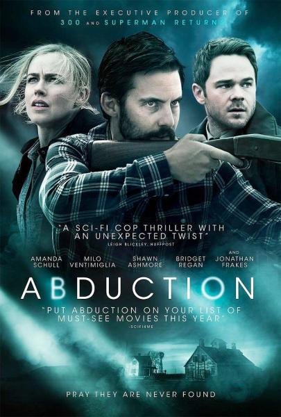 Devil's Gate Abduction Movie Poster