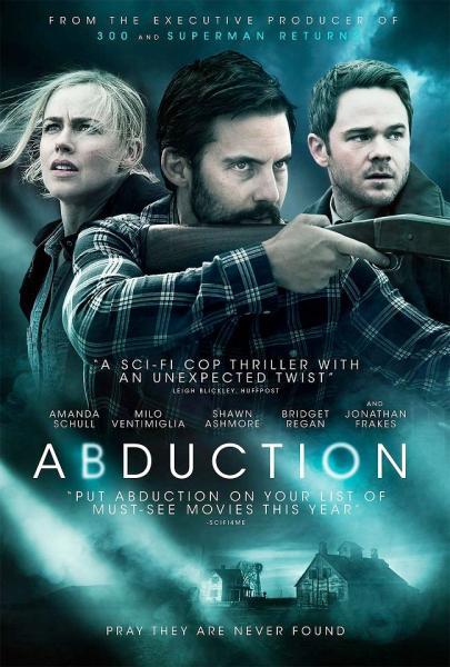 Devil's Gate Abduction Movie Poster