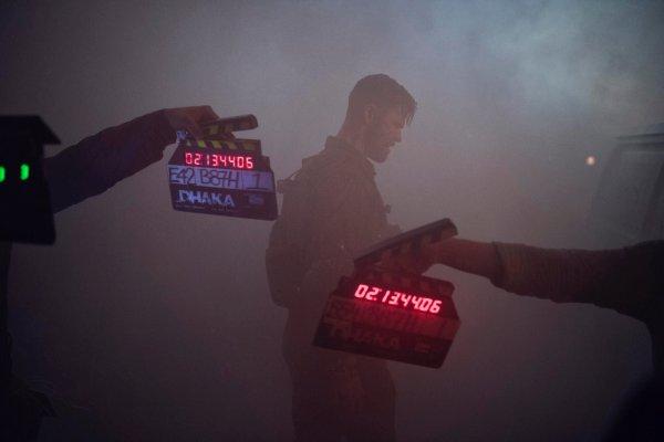 Dhaka Movie - Chris Hemsworth