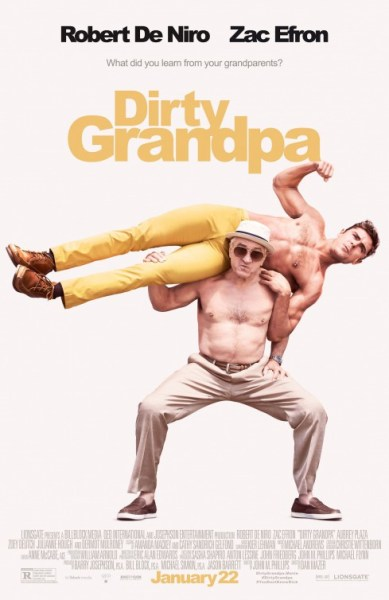 Dirty Grandpa - Fitness