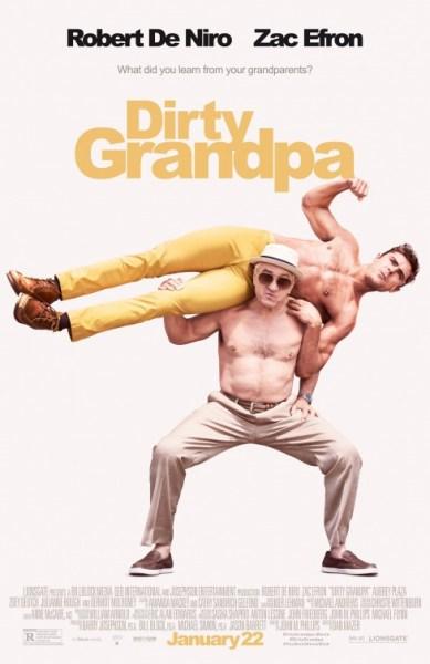 Dirty Grandpa - Fitness