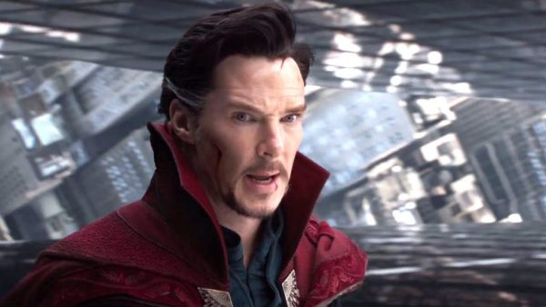 Doctor Strange Marvel Movie November 2016