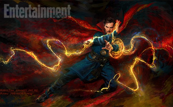 Doctor Strange new picture