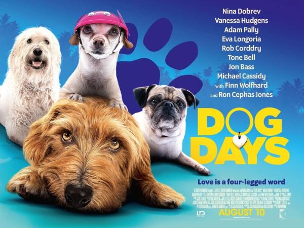 Dog Days New Banner