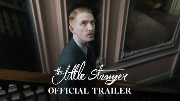 Domhnall Gleeson The Little Stranger Movie