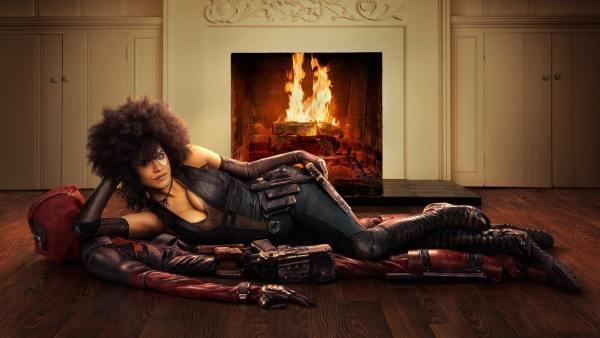 Domino Deadpool 2 Movie