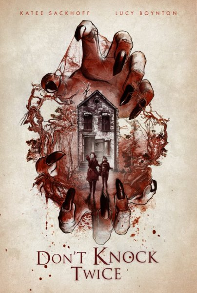 Don't Knock Twice New Poster