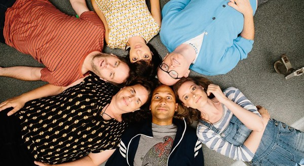 Don't Think Twice Movie