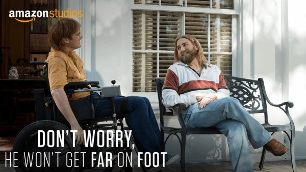 Don't Worry He Won't Get Far On Foot Movie 2018