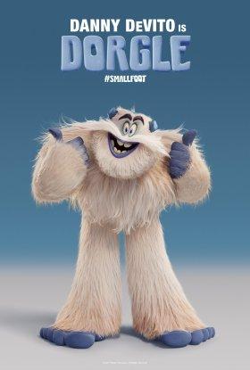 Danny DeVito is Dorgle - Smallfoot