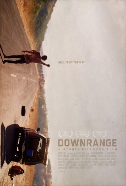 Downrange Movie Poster