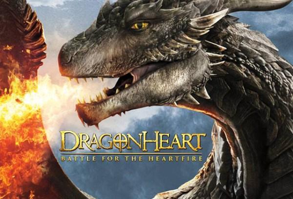 Dragonheart 4 Battle for the Heartfire Movie