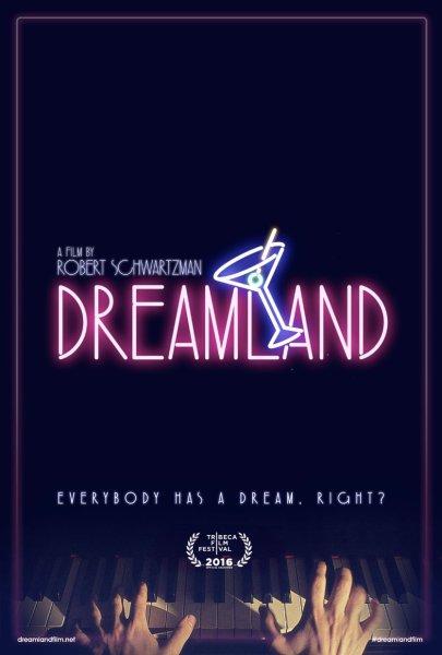 Dreamland Teaser Poster