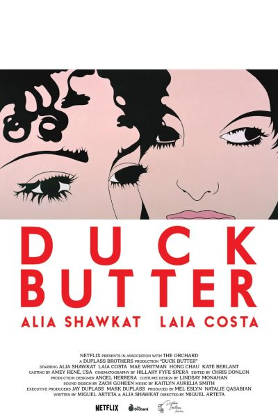Duck Butter Movie Poster