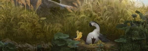 Duck Duck Goose Concept Art