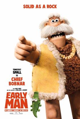 Early Man - Chief Bobnar