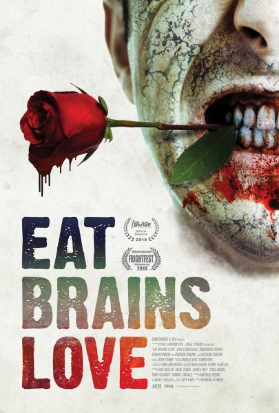 Eat Brains Love Movie Poster
