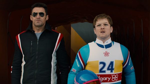 Eddie the Eagle Super Bowl Movie Trailer