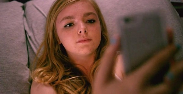 Eighth Grade - A film about growing up and navigating the minefield of middle school in the Snapchat age.