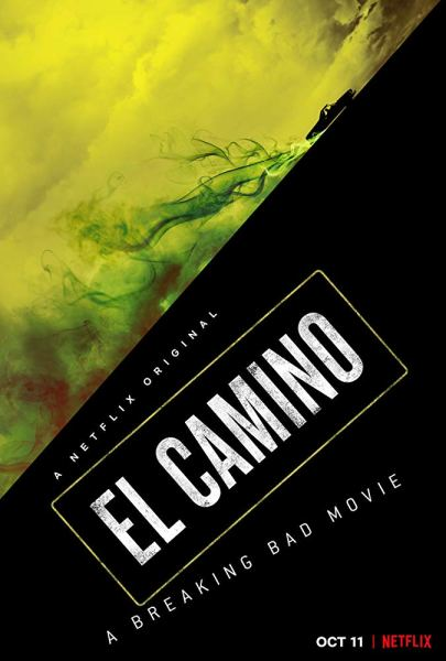 El Camino A Breaking Bad Movie Poster
