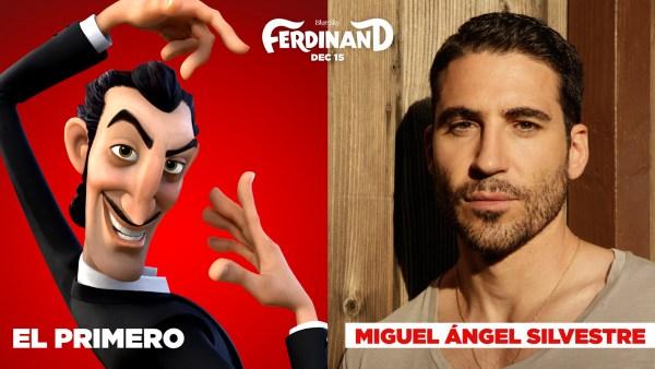 El Primero Miguel Angel Silvestre