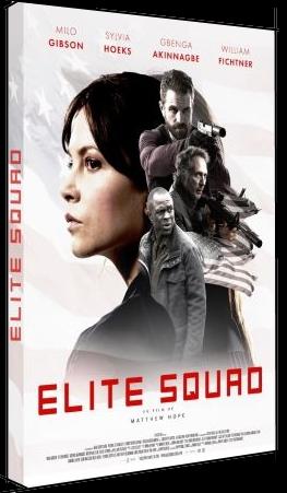 Elite Squad French DVD Cover All The Devil's Men