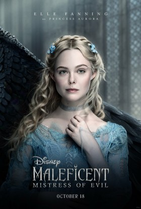 Elle Fanning - Maleficent Mistress Of Evil Movie