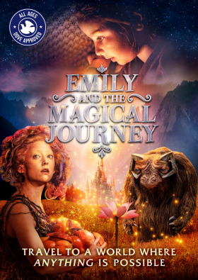 Emily And The Magical Journey Movie Poster