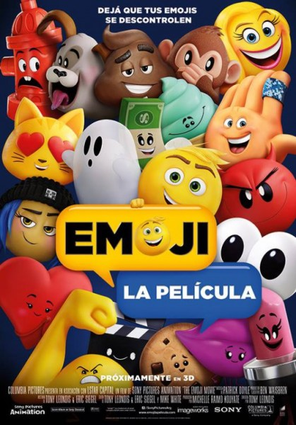 Emoji International Poster