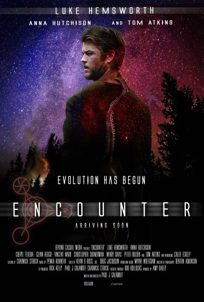 Encounter Movie Poster Luke Hemsworth