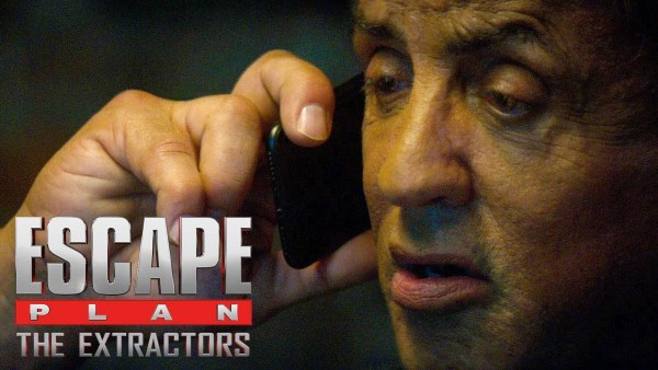Escape Plan 3 The Extractors Movie