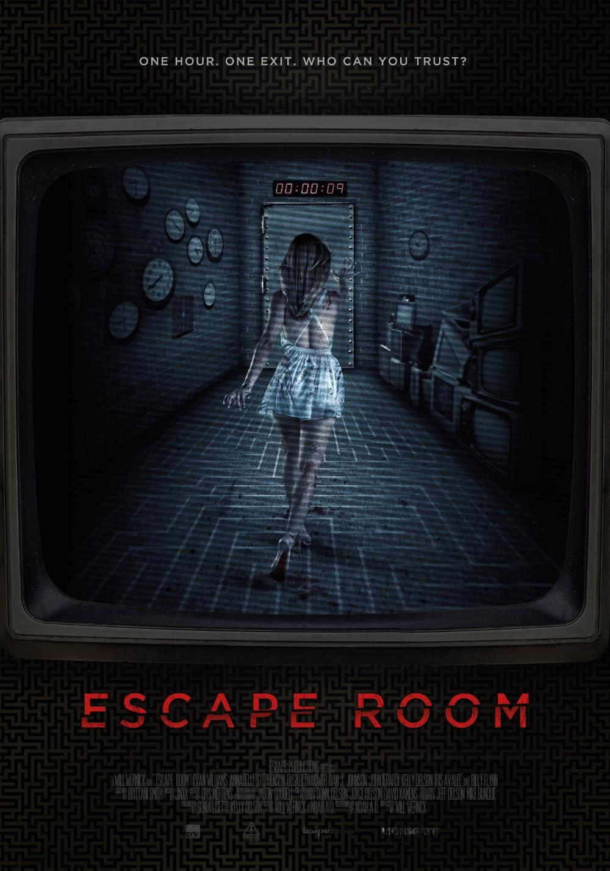 Escape room teaser trailer for The room escape