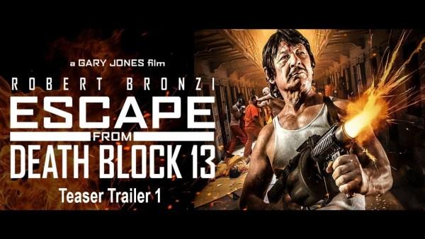 Escape From Death Block 13 Film 2019