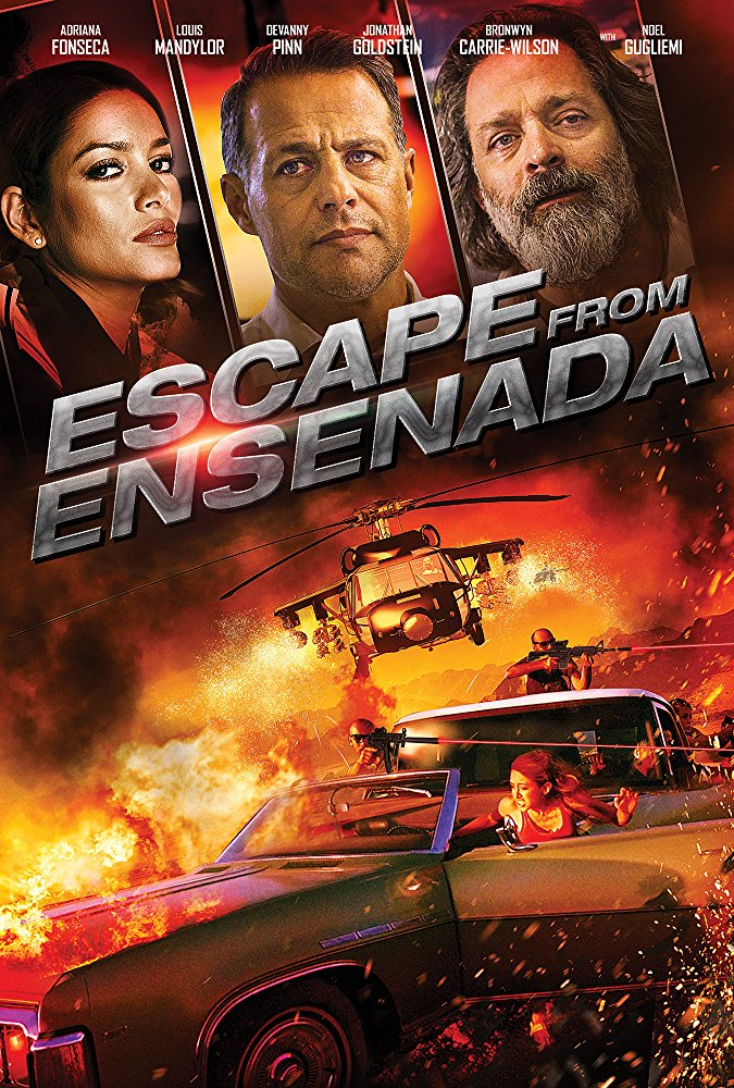 Escape From Ensenada Movie Trailer Teaser Trailer