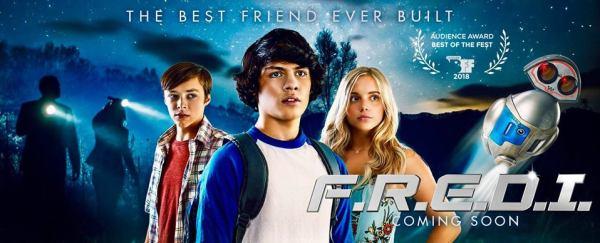 FREDI Movie Banner Poster
