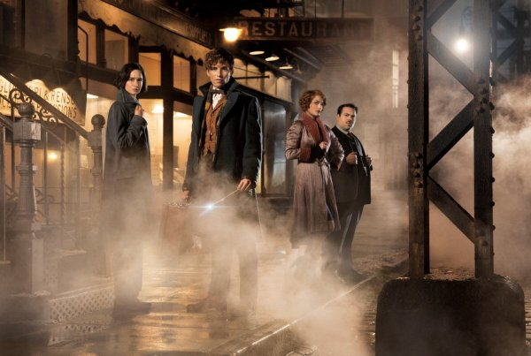 Fantastic Beasts November 2016 movie