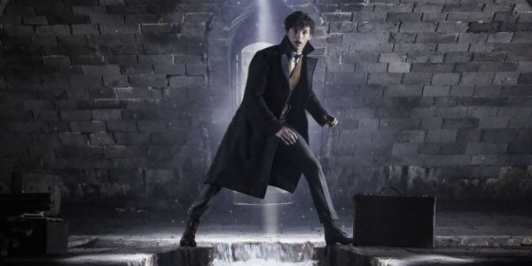 Fantastic Beasts The Crimes Of Grindelwald Movie (2018)