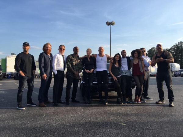 Fast and Furious 8 Full Cast