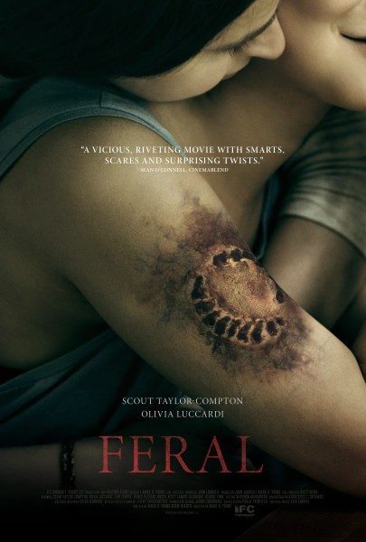 Feral Movie Poster