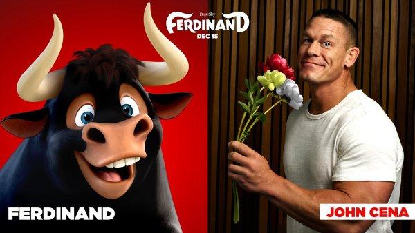 Ferdinand - John Cena