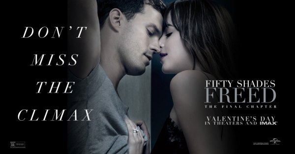 Fifty Shades Freed 2018
