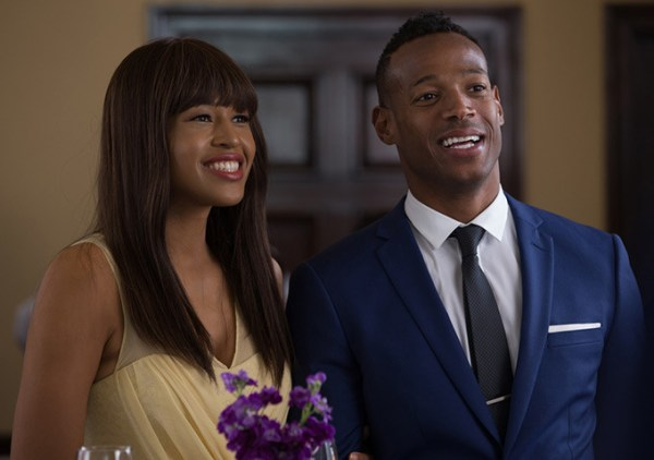Fifty Shades of Black - Marlon Wayans and Kali Hawk - 2016 Comedy Movie