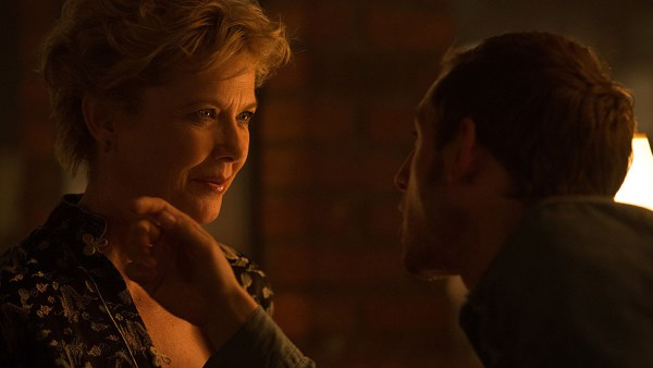 Film Stars Dont Die In Liverpool Film starring Annette Bening and Jamie Bell.