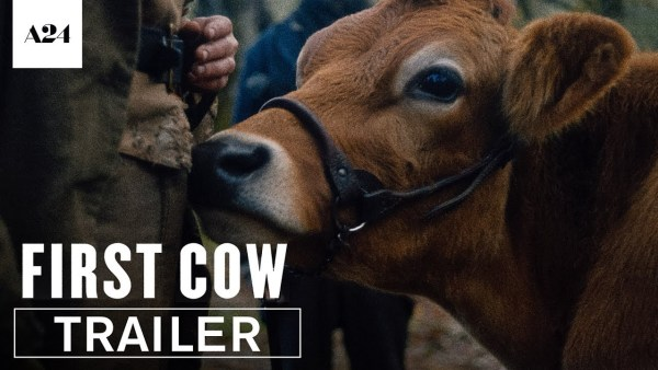 First Cow Movie 2020