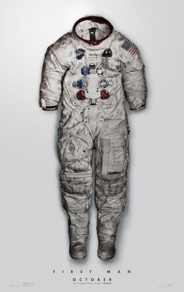 First Man New Poster