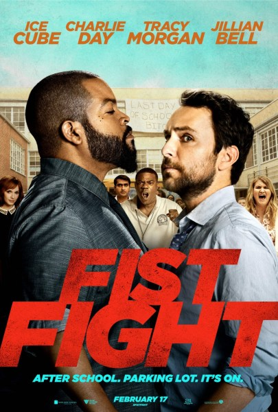 Fist Fight New Poster